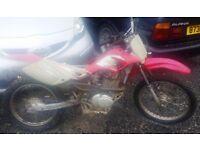 Skyteam 125cc Scrambler Offroad motorcycle - Spares or Repair