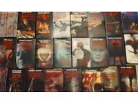 Full set of Crime Books.