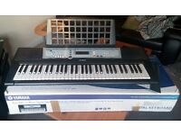 Yamaha YPT-200 digital keyboard, with 61 full size keys for sale **REDUCED PRICE**