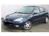 Ford focus bonnet