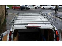 Quality roof rack taken off a Mercedes Vito Long Wheel Base