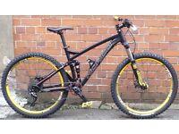 Bike - Norco Fluid 7, MTB (Full suspension)