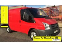 Ford Transit 2.2 260 SWB, 1 Owner From New, Full Service History, 1YR MOT,Warranty, Rear Sensors,86K