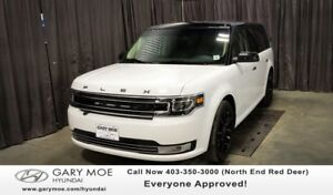 2018 Ford Flex LIMITED W/ HEATED SEAT, LOW KMS, BACKUP CAMERA/ S
