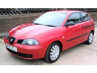 2005 Seat Ibiza 1.4 Tdi FULL SERVICE HISTORY 1 OWNER LOW MILES (CORSA YARIS MICRA FIESTA POLO FABIA)