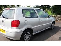 2000 Volkswagen Polo 1.4s