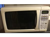 Sharp digital 800w microwave oven /grill