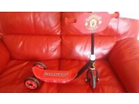 Scooter - Man Utd