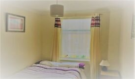 Smart clean quiet double, NO Council tax / fees, parking- in just renovated clean smart house, £90