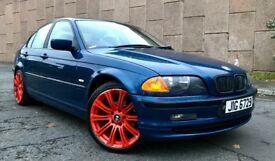 *** BARGAIN *** 2001 BMW 320d SE, MANUAL, LONG MOT, FULL SPEC, TURBO DIESEL, FULL HEATED LEATHER