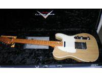 Fender Custom Shop Custom Special Trans Ash Telecaster