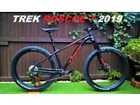 Brand New-Trek Roscoe 7 2019 27.5+ Mountain Bike rrp875