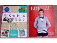 Knitting books