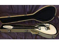 Hutchins Brian Jones Signature Teardrop Guitar