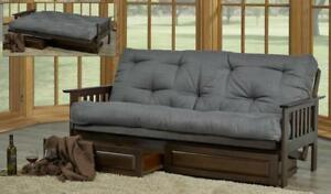 Futon Frame (without Matress) (BD-1711)