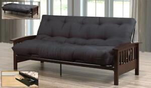 Futon Frame (without Matress) (BD-1709)