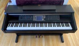 Yamaha CVP203 with 88 keys