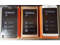 SAMSUNG GALAXY J7 16GB UNLOCKED BRAND NEW WITH RECEIPT