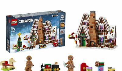 Lego Creator Expert 10267 - Ginger Bread House Christmas Set Sealed Brand New