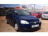 Vauxhall Corsa 1.4 i 16v Design 5dr Hpi Clear,12 months MOT (Full Automatic)