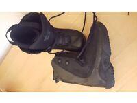 LaMar Snowboard Boots Size EU 41 UK 7