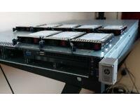 HP Proliant DL360 Gen9 - 48GB RAM Server