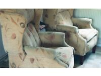 2 Recliner Chairs in very good condition