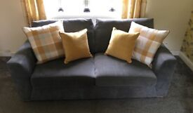 Gorgeous Freya three seater sofa, Immaculate Condition