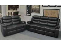 � BEAUTIFUL Excellent Quality New CHICAGO RECLINER SOFA � Grand Sale Offer With 1year Warranty