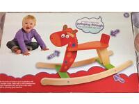 Grow and play Tracy giraffe rock away rocker