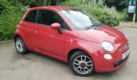 Fiat 500 Sport 1.2 (start/stop) - Low Mileage