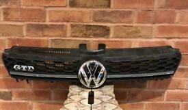 Mark 7 golf gtd honey comb grill vw Volkswagen Golf gtd 7 mk7