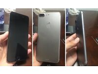 i phone 7 plus mint condition