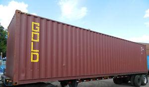 40 High Cube Steel Cargo Shipping Storage Container Chicago IL Containers & Steel Storage Containers | eBay