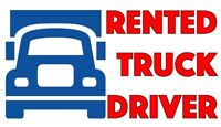 CAPITAL CITY RENT A TRUCK AND A DRIVER