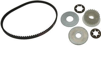 Drive Belt & Pulley Kit Set Fits BELLE Minimix 150 Electric Cement Mixer