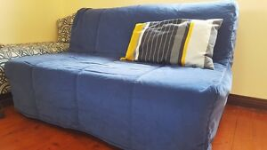 Moving Sale - Ikea Lycksele Murbo Sofa Bed - 1yr old, Good as New Ashfield Ashfield Area Preview