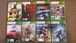xBox 360 200Gb with games and controllers Fulham West Torrens Area Preview