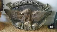 Harley Davidson Plaque Torrensville West Torrens Area Preview
