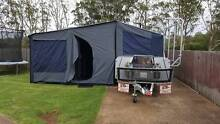 Nomad Osprey Off Road Camper Trailer Port Macquarie Port Macquarie City Preview