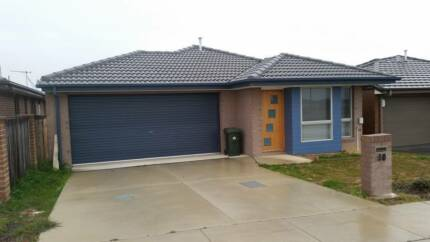 3 bed 2 bath ensuite double garage 2013 built house on offer Macgregor Belconnen Area Preview