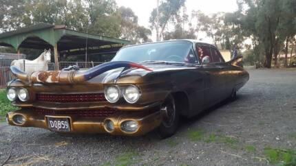 1960 Cadillac De Ville Sedan Bendigo Bendigo City Preview