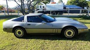 1984 Chevrolet Corvette Coupe Bundamba Ipswich City Preview