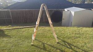 Gorilla Mighty 11 lmulti purpose ladder -3.3 M long extended Minto Campbelltown Area Preview