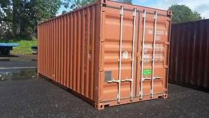 20ft Shipping Container Clermont Isaac Area Preview