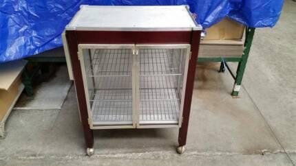 Magic Maid Food Warmer Cabinet