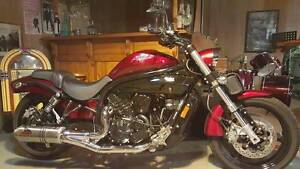 Hyosung 650 Aguila Bligh Park Hawkesbury Area Preview