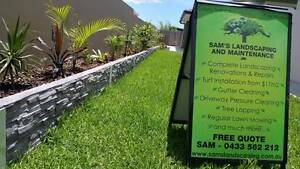 Turf Laying & landscaping Brisbane Brisbane City Brisbane North West Preview