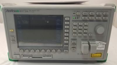 Anritsu Ms9720a Wdm Network Test Optical Spectrum Analyzer