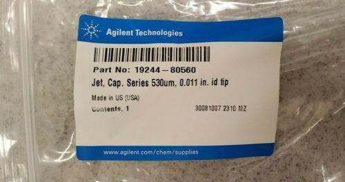 Agilent 19244-80560 FID jet, universal fit, 0.011 inch id (5200-0176)